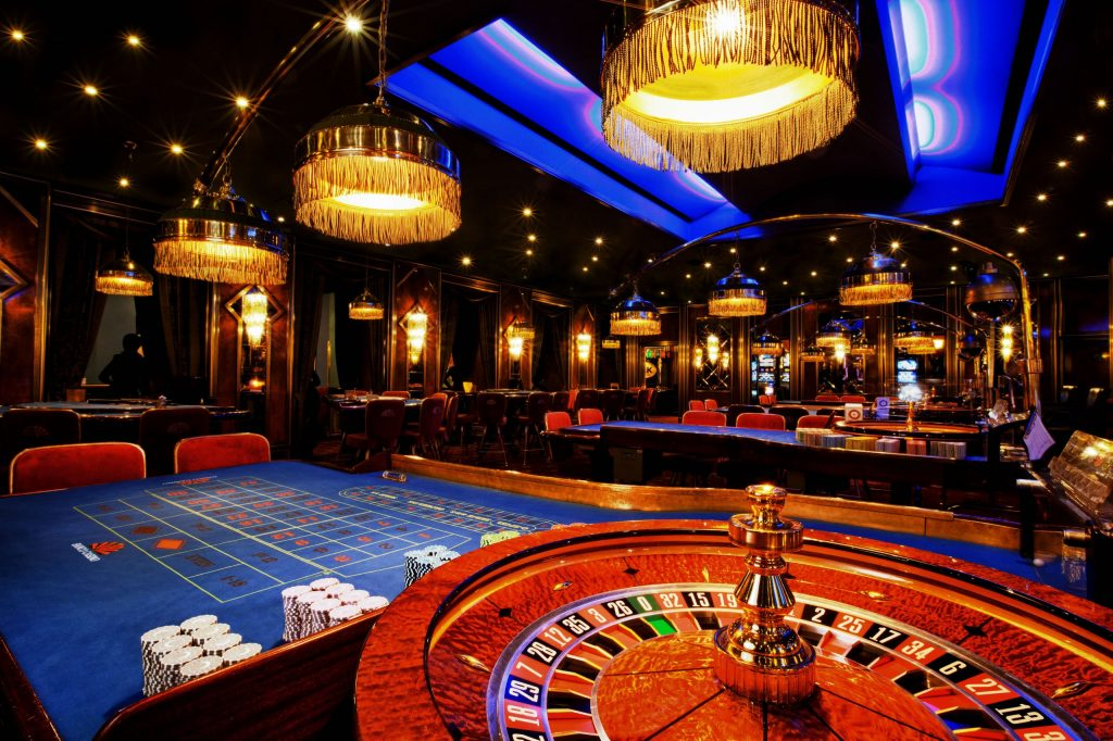 Casino Misuse Just How To Not Do It